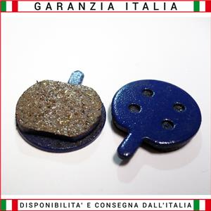 DENCKERMAN B111041 Pastiglia Freni