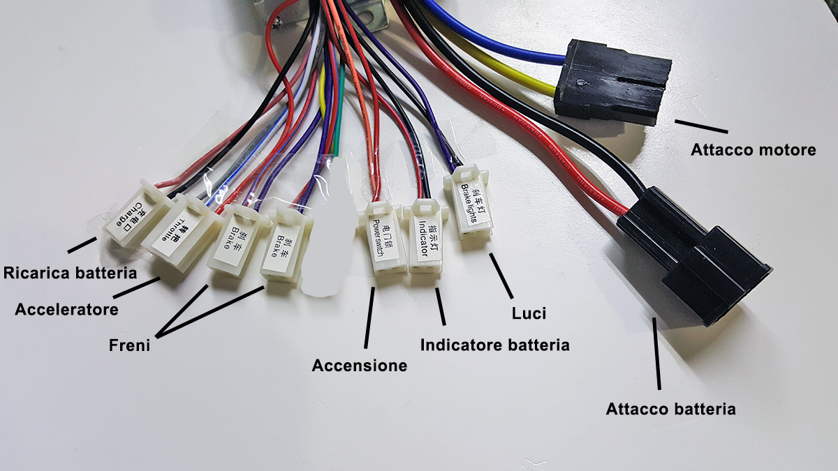 48v E Bike Motor Controller Schematic E Bike Battery